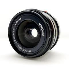 "Thumbnail of ""MINOLTA M-ROKKOR 28mm f2.8 Mマウント"""