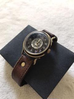 "Thumbnail of ""腕時計#和柄#アンティーク#手造り#男女兼用#和物"""