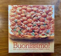"Thumbnail of ""Buonissimo! ブオニッシモ!イタリア料理本 洋書"""