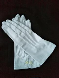 """Thumbnail of """"ナイロン100%製 白手袋 SS〜LLサイズ各種 新品、未使用品"""""""