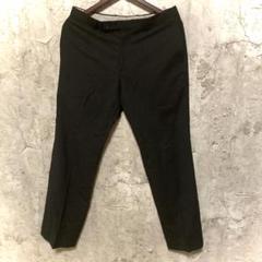 "Thumbnail of ""PASHU SHIN HOSOKAWA スーツパンツ 黒 ブラック 美品"""
