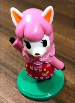 "Thumbnail of ""チョコエッグ どうぶつの森 リサ"""