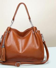 "Thumbnail of ""女性用のハンドバッグの本革ショルダーバッグが大人気ですz"""