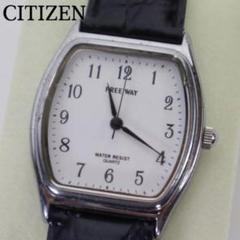 """Thumbnail of """"CITIZEN シチズン FREE WAY 腕時計 レディース レザー 美品"""""""