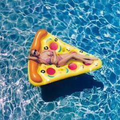 "Thumbnail of ""ピザフロート浮き輪 Large pizza beach pool float"""