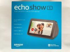 "Thumbnail of ""Echo Show 5 スクリーン付きスマートスピーカー with Alexa"""