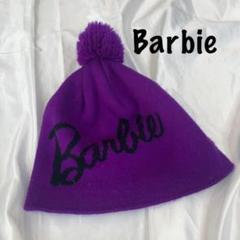 "Thumbnail of ""A1782 Barbie ニット帽 パープル"""