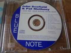"Thumbnail of ""ジョン・スコフィールド & パット・メセニー 音楽CD"""