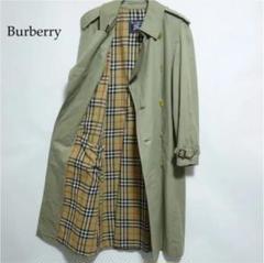 """Thumbnail of """"Burberry ベージュ ノバチェック ロング トレンチコート"""""""