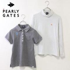 """Thumbnail of """"A182■2枚セット■PEARLY GATES ポロシャツ&長袖トップス 0"""""""