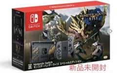 "Thumbnail of ""Switch モンスターハンターライズ 同梱版"""