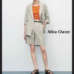 "Thumbnail of ""【新品】ミラ オーウェン Mila Owen リネン セットアップ"""