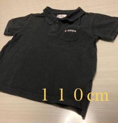 "Thumbnail of ""kaepa ポロシャツ 110  黒"""