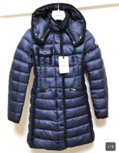 "Thumbnail of ""☆新品未使用タグ付き☆MONCLER HERMINE  ネイビー 0"""