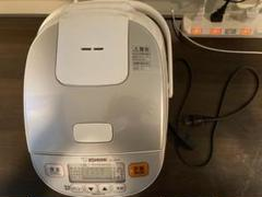 "Thumbnail of ""象印 5.5合炊飯器 ZOJIRUSHI NL-DA10-WA"""