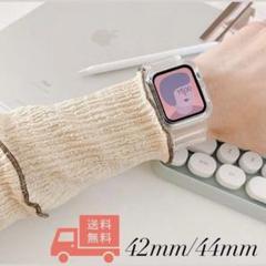 "Thumbnail of ""Apple Watch アップルウォッチ 透明バンド 42mm/44mm"""