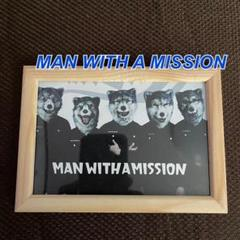"""Thumbnail of """"MAN WITH A MISSION ホォトフレーム付き"""""""