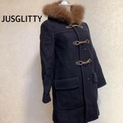"""Thumbnail of """"JUSGLITTY ジャスグリッティー ダッフルコート レディースアウター S"""""""