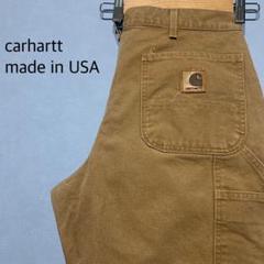 """Thumbnail of """"carhartt カーハート USA製 ペインターパンツ ダック ワイド 革タグ"""""""
