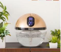 "Thumbnail of ""バイオナースボールDX ピンク 加湿 空気のミスト LED アロマつき清浄機"""