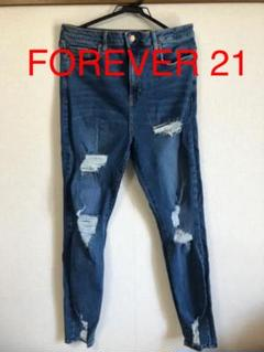 """Thumbnail of """"ダメージデニム スキニー FOREVER21"""""""