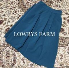"Thumbnail of ""LOWRYS FARM グリーン スカート 可愛い 人気 おしゃれ レディース"""