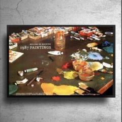 """Thumbnail of """"希少!画家『ウィレム・デ・クーニング』US限定ポスター!現代アート写真絵画美術"""""""