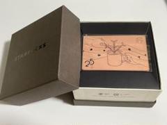"""Thumbnail of """"スターバックス 25周年記念限定 メタルカード"""""""
