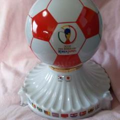 """Thumbnail of """"2002ワールドカップオブジェ(陶器)"""""""