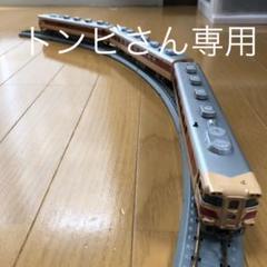 "Thumbnail of ""鉄道模型HOゲージ、キハ181.キサシ180(モーター付)希少な食堂車"""