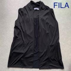 """Thumbnail of """"FILA ジレ・黒"""""""