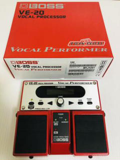 """Thumbnail of """"BOSS vocal processor VE-20 ボーカルエフェクター"""""""