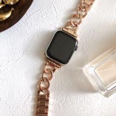 "Thumbnail of ""Apple Watch ピンクゴールド 38mm 40mm"""