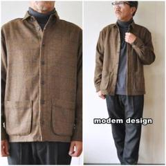 """Thumbnail of """"modemdesign モデムデザイン ウールシャツジャケット2006758 M"""""""