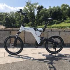 "Thumbnail of ""2020年モデル BESV PSA-1 コンパクト電動アシスト自転車 ホワイト"""