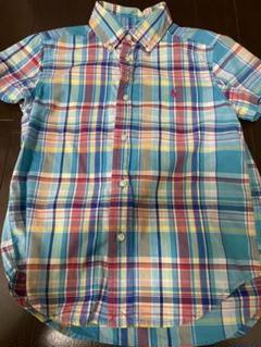 "Thumbnail of ""ラルフローレン 半袖シャツ チェックシャツ サイズ 115 110でお探しの方も"""