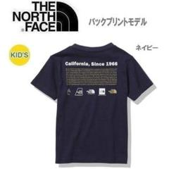 "Thumbnail of ""ザノースフェイス キッズ ヒストリカルロゴTシャツ ネイビー 130"""