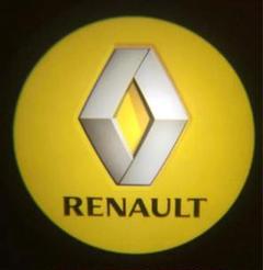 "Thumbnail of ""LEDドアカーテシライト ルノー Renault 2個セット"""