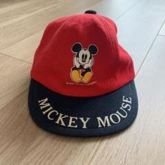 "Thumbnail of ""ディズニー クロスキャップ ミッキーマウス キャップ 帽子"""