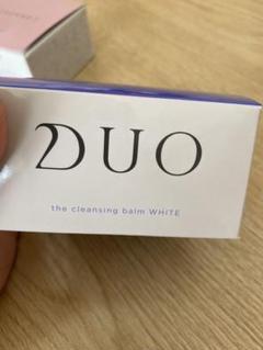 "Thumbnail of ""DUO ザ クレンジングバーム ホワイト 90g"""