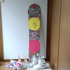"""Thumbnail of """"Burton Chicklet125  ジュニア3点セット"""""""