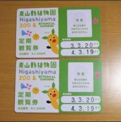 "Thumbnail of ""東山動植物園 年間パスポート"""