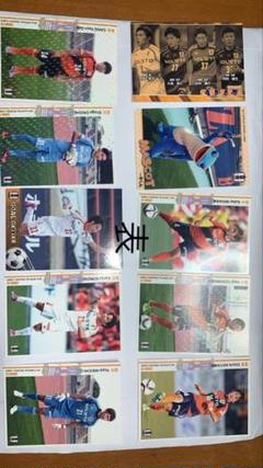 "Thumbnail of ""サッカー愛媛FC 選手カード"""