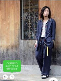 "Thumbnail of ""未使用 春夏セットアップ 約8万 VIS/LIツイル"""