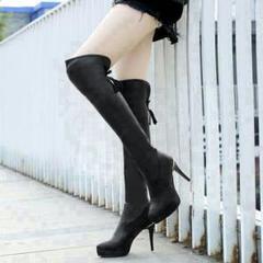 """Thumbnail of """"Pレディース ブーツ ファッション おしゃれ 送料込み941M"""""""