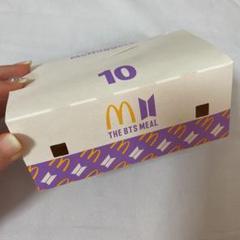 """Thumbnail of """"未使用⭐︎BTS マクドナルド マックナゲットの紙容器(オーストラリアで販売)"""""""