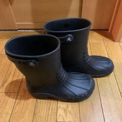 "Thumbnail of ""crocs クロックス 長靴 レインブーツ  キッズ 22cm"""