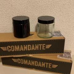 "Thumbnail of ""Comandante c40純正ガラスボトル 粉受け 蓋付 ブラウン4個"""
