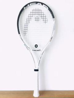 """Thumbnail of """"【新品同様】ヘッド『スピード ライト』テニスラケット/G2/ホワイト/軽量"""""""