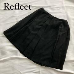 """Thumbnail of """"☆美品 Reflect スカート プリーツ シフォン生地 Mサイズ ブラック"""""""